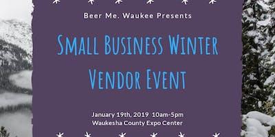 Small Business Winter Vendor Event