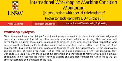 International Workshop on Machine Condition Monitoring