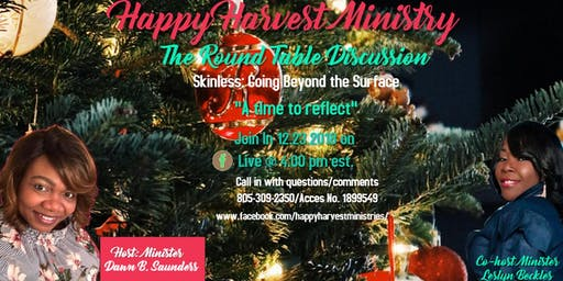 Happy Harvest Ministries: Skinless-going beyond the surface
