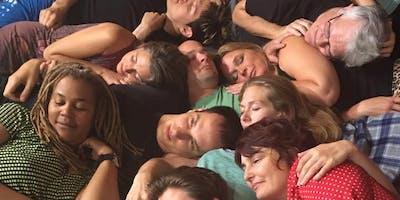 Sunday Cuddle Party (+ BONUS movie time)