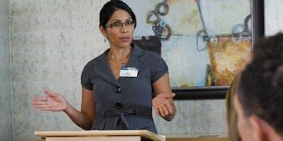 Public Speaking and Presentation Skills Workshop