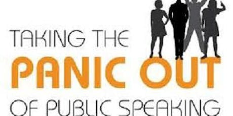 Public Speaking and Presentation Skills Workshop tickets