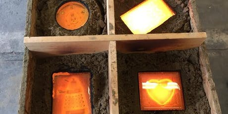 Experience Sand Casting | 2019 tickets