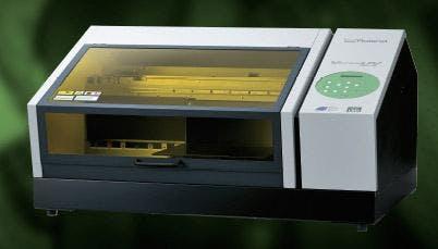 Tutorial Plotter UV Lef Roland - Zagarolo