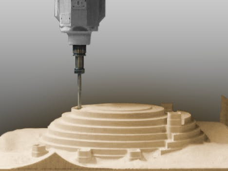 Workshop CAD/CAM e Fresa CNC - Zagarlo