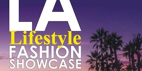 Los Angeles Lifestyle Fashion Showcase tickets