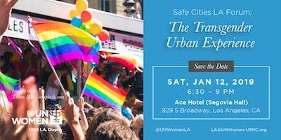 Safe Cities Forum 2019