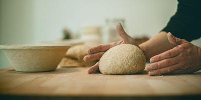 Workshop basis brood bakken in de houtoven