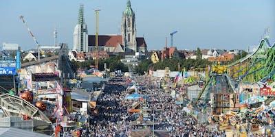 MÜNCHENER OKTOBERFEST 2019 - DEINE ALL-INCLUSIVE-REISE