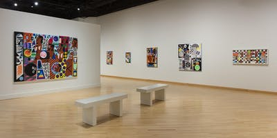 Back-to-Back: Artist-led Tours of Nina Chanel Abney: Royal Flush at CAAM and ICA LA