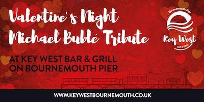Valentine's Michael Bublé Tribute
