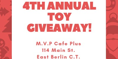 MVP'S 4th Annual Toy Giveaway!!