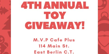 MVP'S 4th Annual Toy Giveaway!! tickets