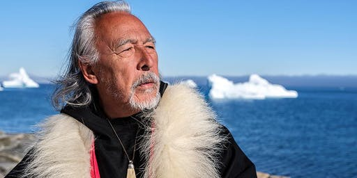 Melting the Ice in the Heart of Humanity with Angaangaq Angakkorsuaq