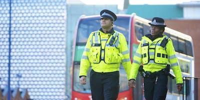 Birmingham City Centre Police Council Meeting