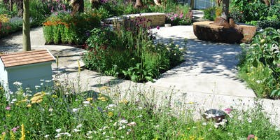 An introduction to planting design for landscapers with London Stone