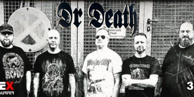 Dr. Death back from the dead + Act Of Creation & Gorezilla
