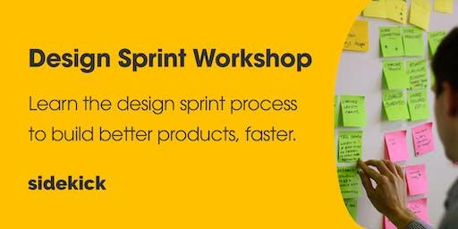 Design Sprint 2 Day Training Workshop