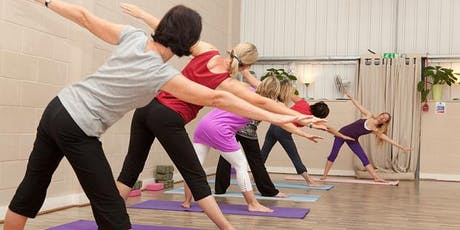 Yoga Sundays with Helen tickets
