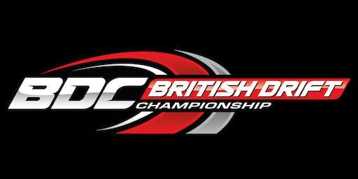 BDC  Round 6 - Buxton Raceway 20% Discount