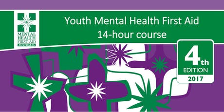 Youth Mental Health First Aid (Thursday Evenings) tickets