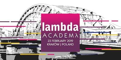 Lambda Academy 2019
