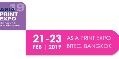ASIA PRINT EXPO 2019 - Packaging And Labelling
