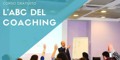 L'ABC del Coaching corso gratuito