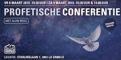 House of Heroes - Profetische conferentie