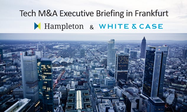 Tech M&A Executive Briefing in Frankfurt - Ha