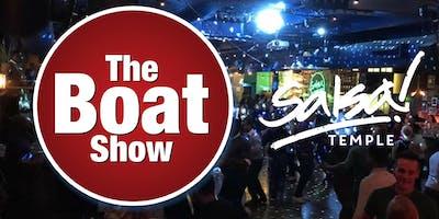 Saturday @ The Boat Show Comedy Club at Bar Salsa! Plus Nightclub!