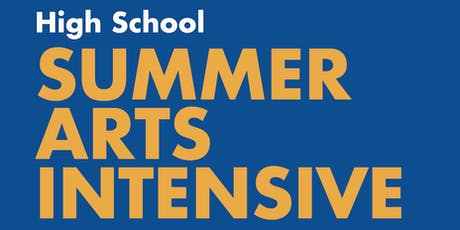 WCSU Summer Arts Intensive tickets