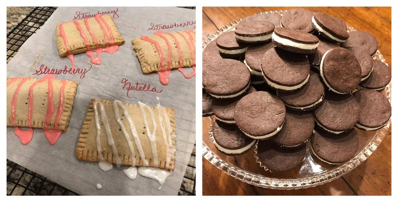 Children's Baking Class: Classic Childhood Desserts at DRM European Cafe