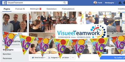 VisueelTeamwork Event