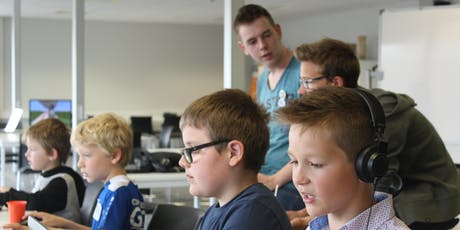 CoderDojo Sint-Katelijne-Waver - 22/06/2019 tickets