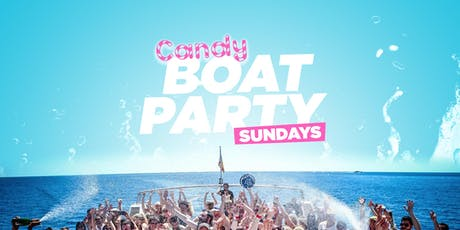 Candy Boat Party  tickets