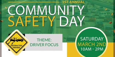 1st Annual Community Safety Day and Chili Cook-Off