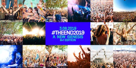 The End of The World 2019 entradas