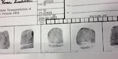 Basic Fingerprint Classification and Comparison