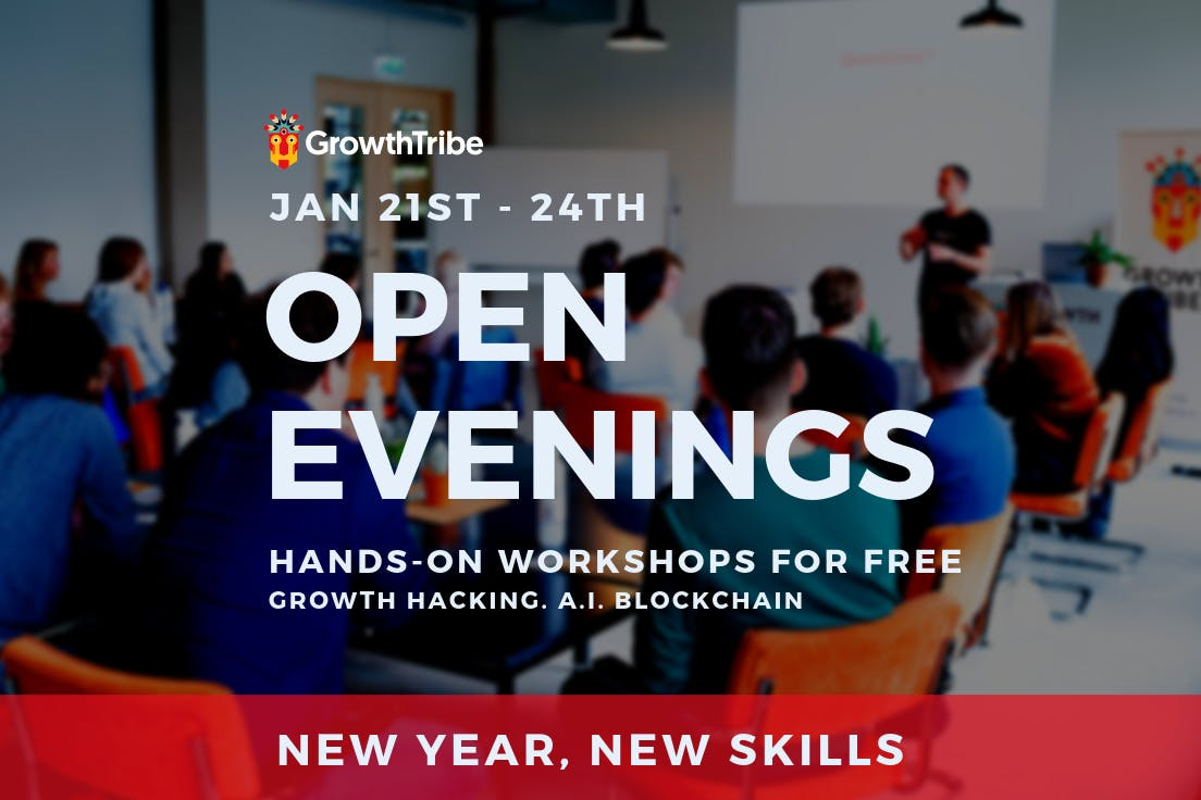 Open Evening Monday (Growth Hacking)