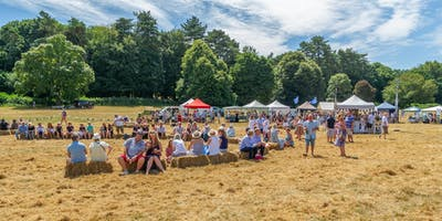 'Fizz Fest' Vineyards of Hampshire Wine Festival 2019