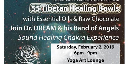55 Healing Bowls, Essential Oils & Chakra Chocolates, Satellite Beach, FL