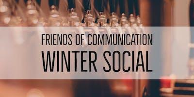 UC Friends of Communication Winter Social