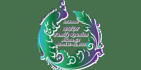 BWLF Family Reunion & Ohana's Choice Awards tickets