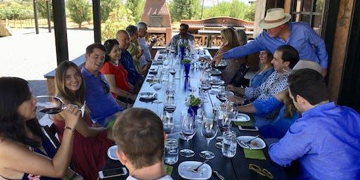 Premium Wine and Tapas Tasting Experience 2019