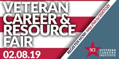 2018 SCI Veteran Career & Resource Fair - Waco, TX