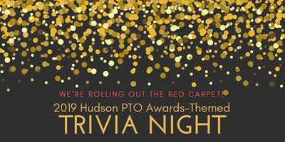 Hudson PTO Awards-Themed Trivia