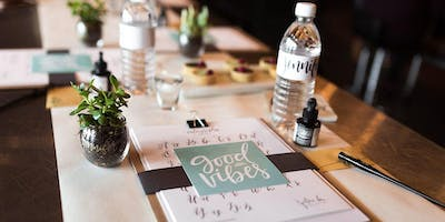 Justine Ma: Contemporary Calligraphy Workshop (ThursdayPM, March 14)