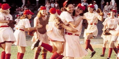 We Really Like Her: A LEAGUE OF THEIR OWN