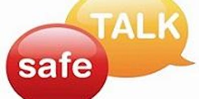safeTALK April 13th - Sponsored by The Guelph Community Foundation